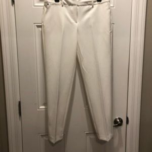 Brand new white pants